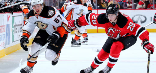 Anaheim Ducks - New Jersey Devils