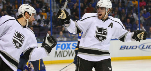 Betting for hockey in Los Angeles - Detroit