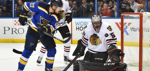 Chicago Blackhawks - St Louis Blues