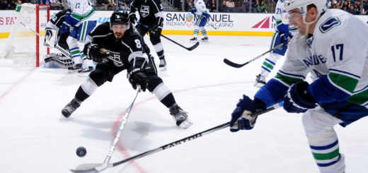 Hockey Los Angeles Kings - Vancouver Canucks