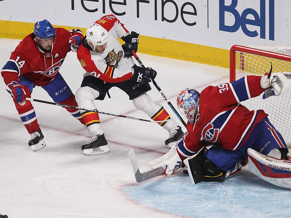 Montreal Canadiens - Florida Panthers: online predictions, 03/20/2018