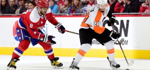 Philadelphia Flyers - Washington Capitals