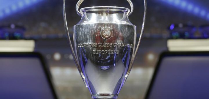 Predictions for the Champions League