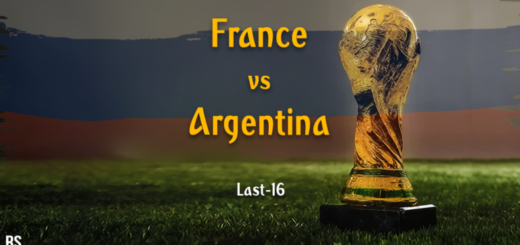 Prediction of the France - Argentina