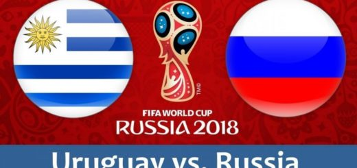 Prediction of the match Uruguay - Russia