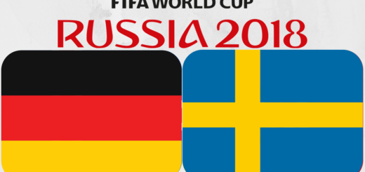 World Cup 2018 Germany Sweden